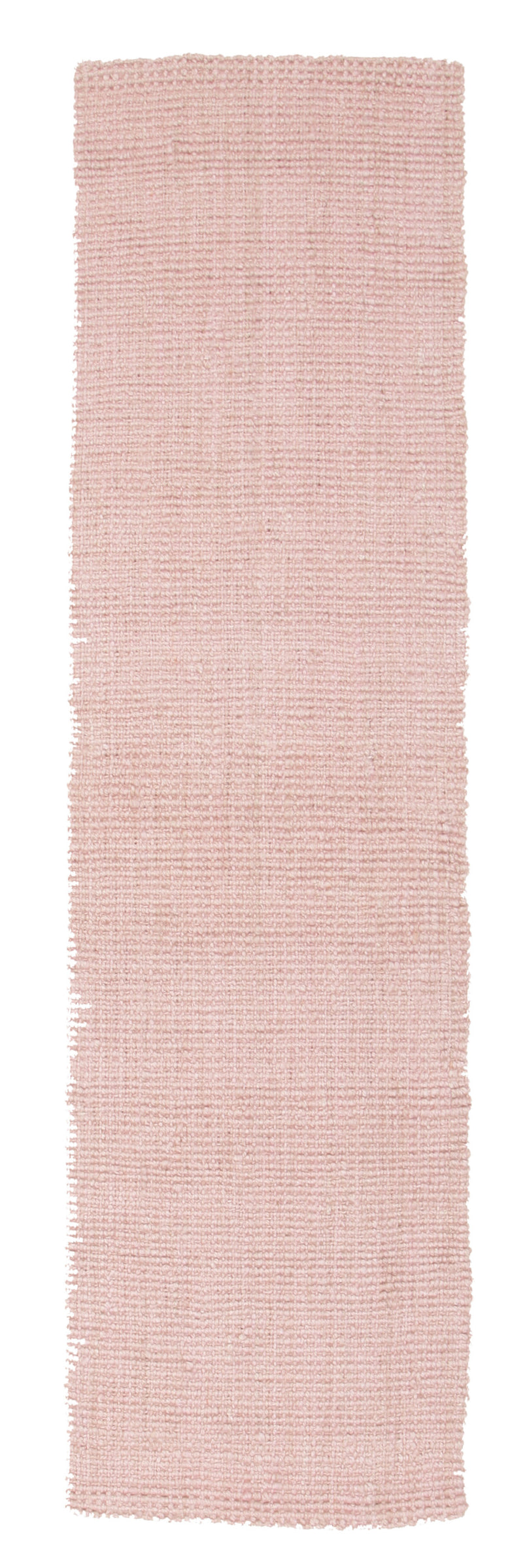 Organic Chunky Pink Runner Rug - MaddieBelle