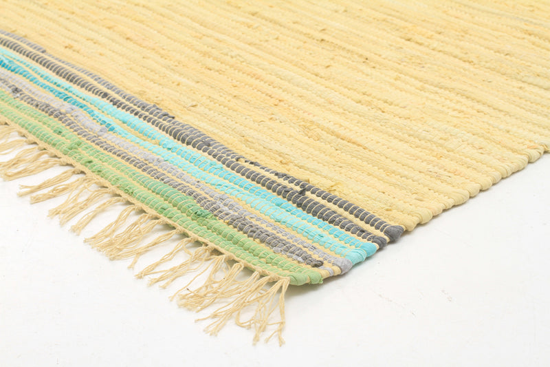 Boho Whimsical Rug yellow - MaddieBelle
