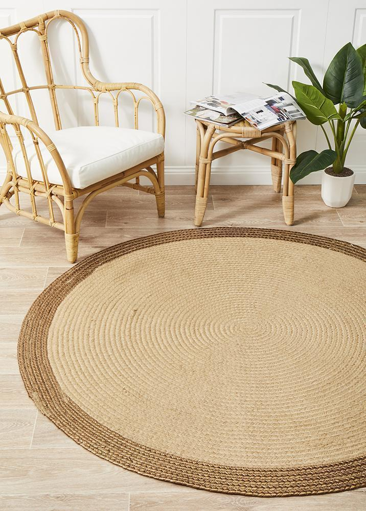 Atrium Wish Copper Rug - MaddieBelle