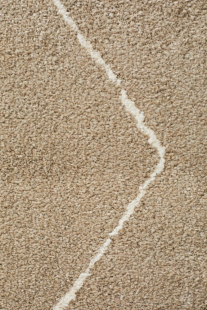 Broadway Jasmine Diamond Natural Rug - MaddieBelle