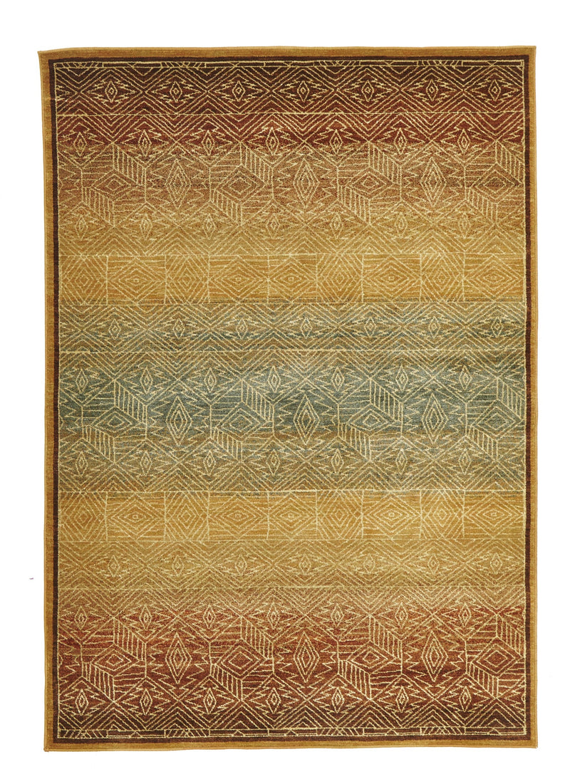 Tribal Oriental Design Rug
