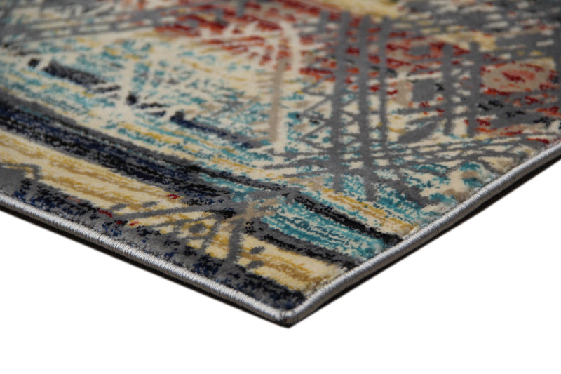 Moonlight Radiant Multi Rug - MaddieBelle