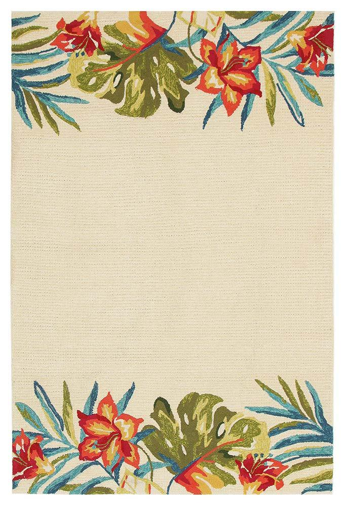 Summer Garden Indoor/Outdoor Rug - MaddieBelle