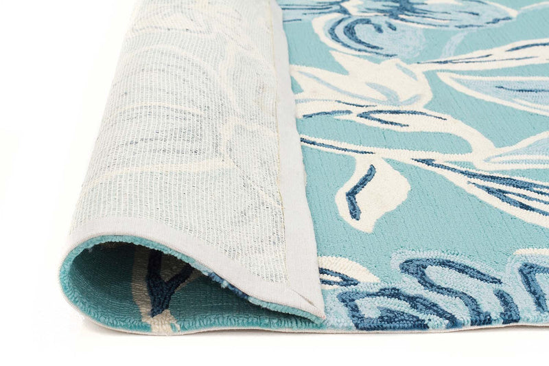 Blue Magic Indoor/Outdoor Rug - MaddieBelle