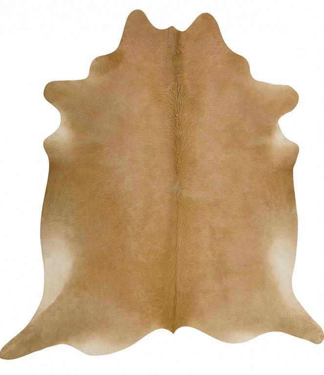 Exquisite Natural Cow Hide Beige - MaddieBelle