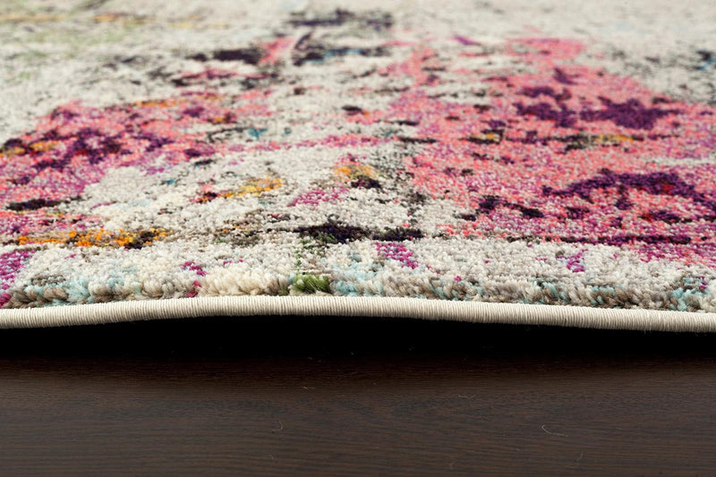 Britney Radiant Contemporary Rug Multi - MaddieBelle