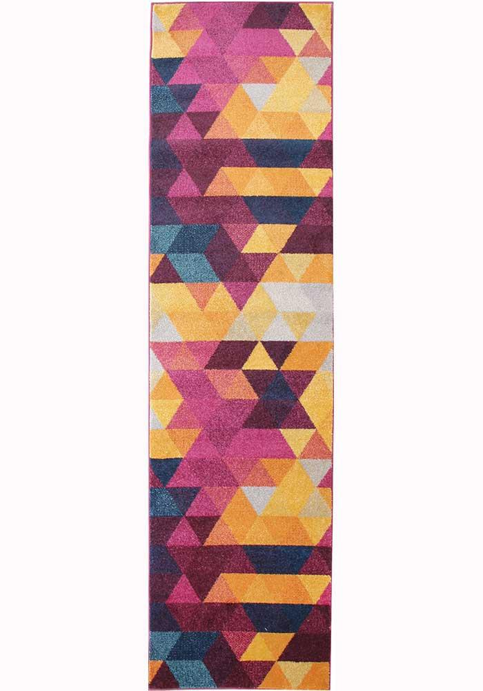 Divinity Triangle Multi Modern Rug - MaddieBelle