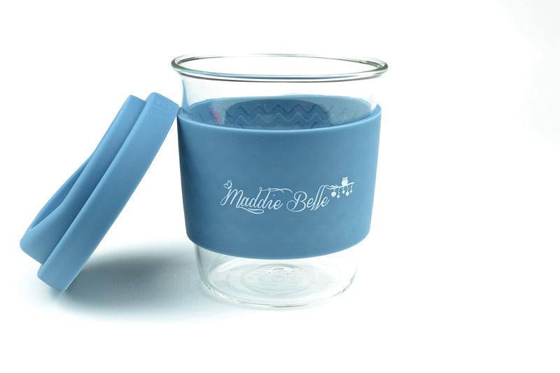 Infinitely Re-usable Cup Blue Stone - MaddieBelle