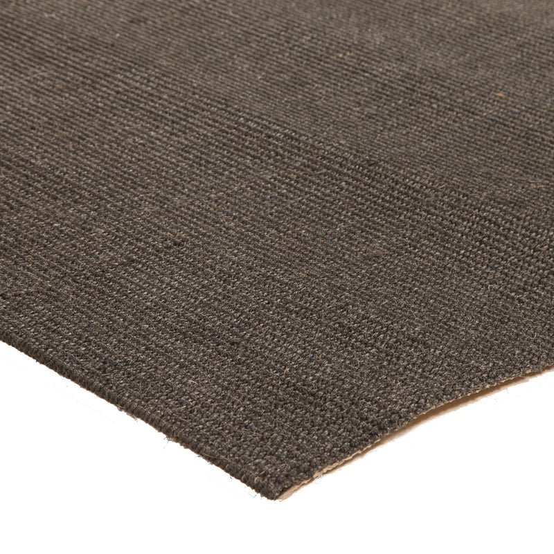 Boucle Charcoal Rug - MaddieBelle