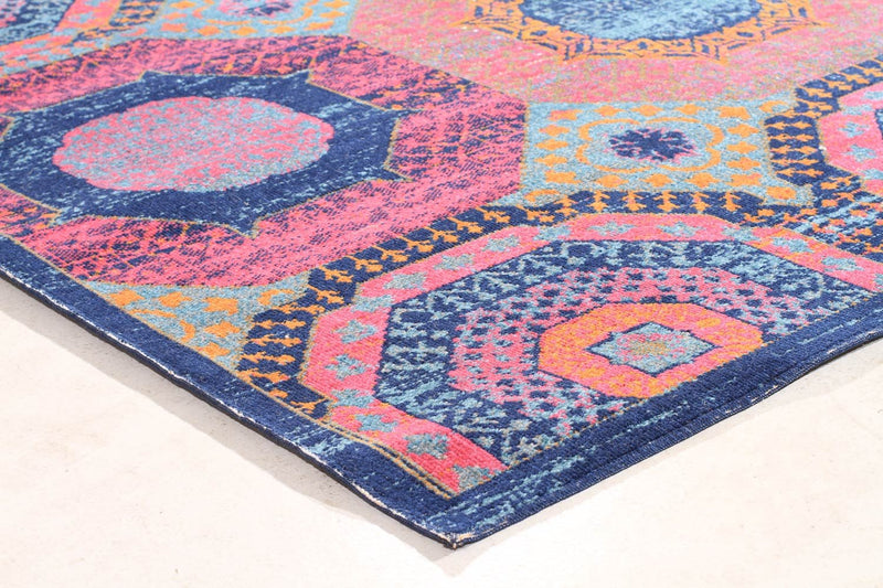 Bohemian Charms Tribal Rug - MaddieBelle