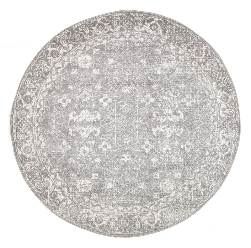 Pidgeon Grey Transitional Rug