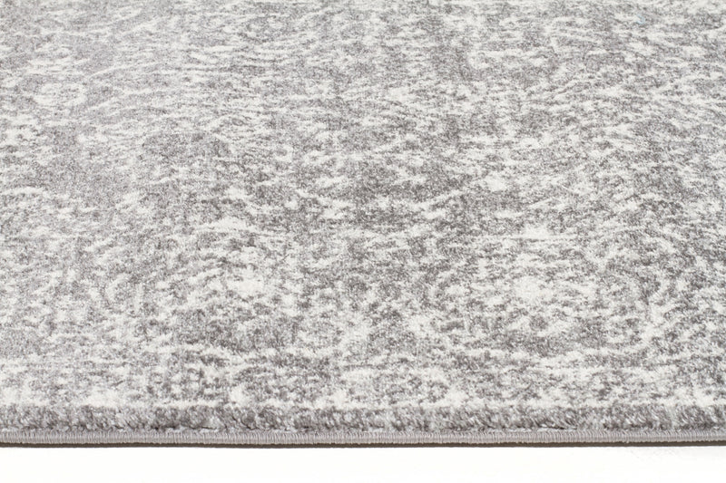 Homage Grey Transitional Rug - MaddieBelle