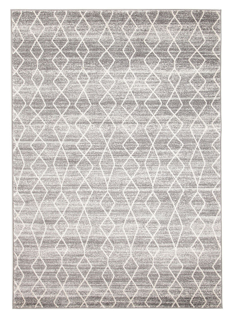 Remy Silver Transitional Rug - MaddieBelle