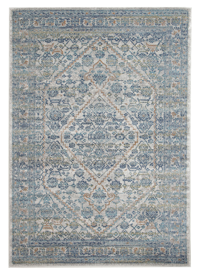 Duality Silver Transitional Rug - MaddieBelle