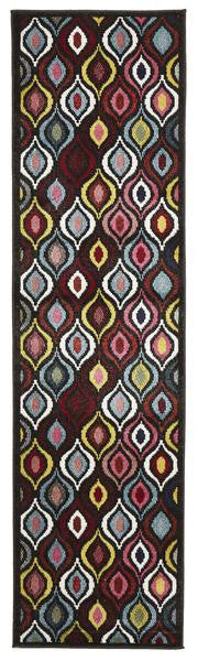 Lorenzo Multi Coloured Runner Rug - MaddieBelle