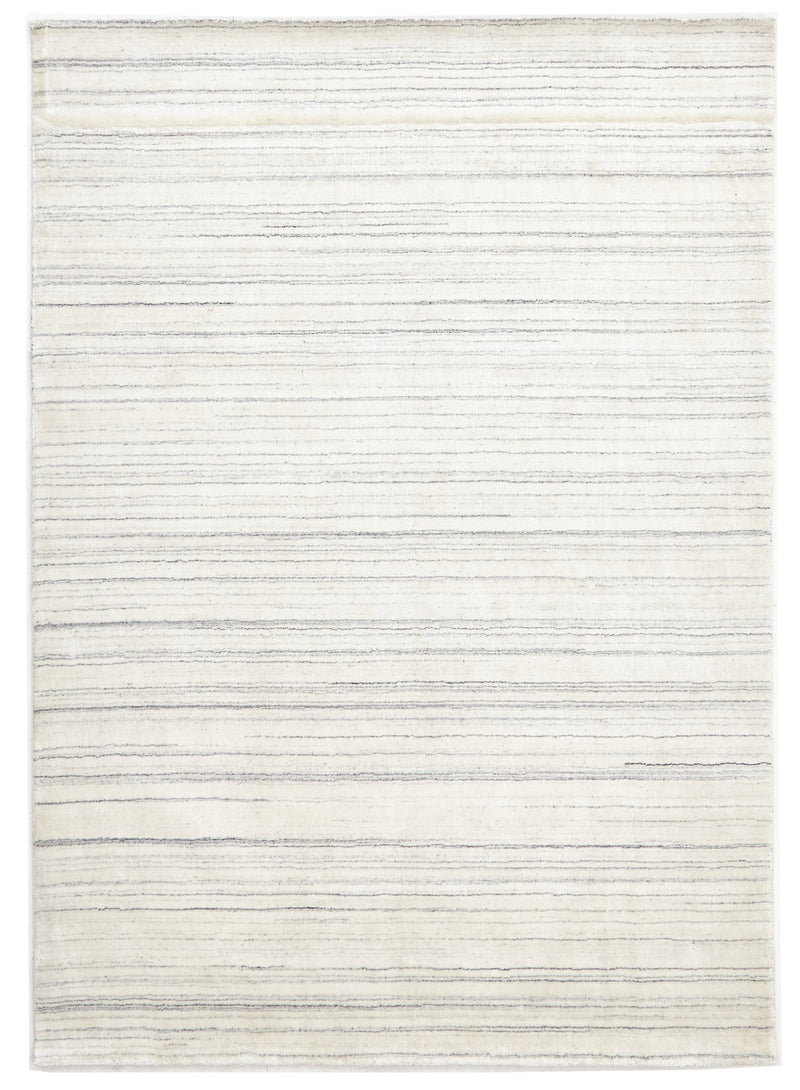Havana Light Grey Hand Made Rug - MaddieBelle