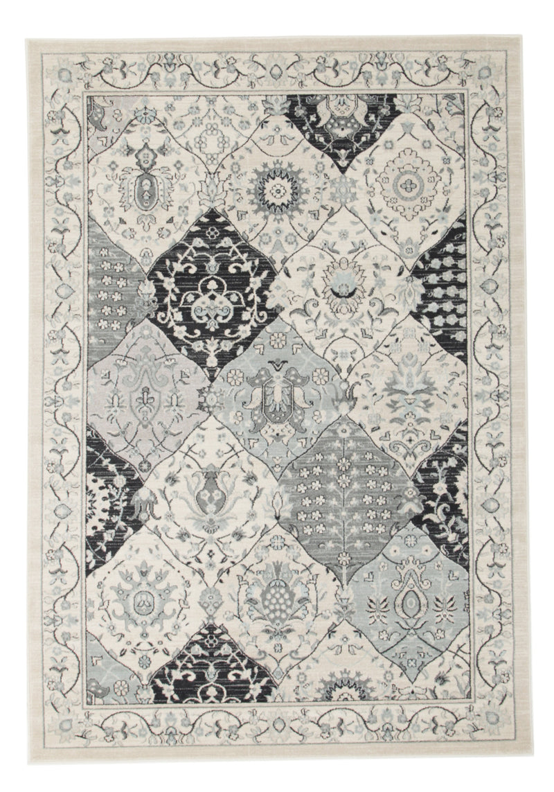 Persian Panel Design Rug - MaddieBelle