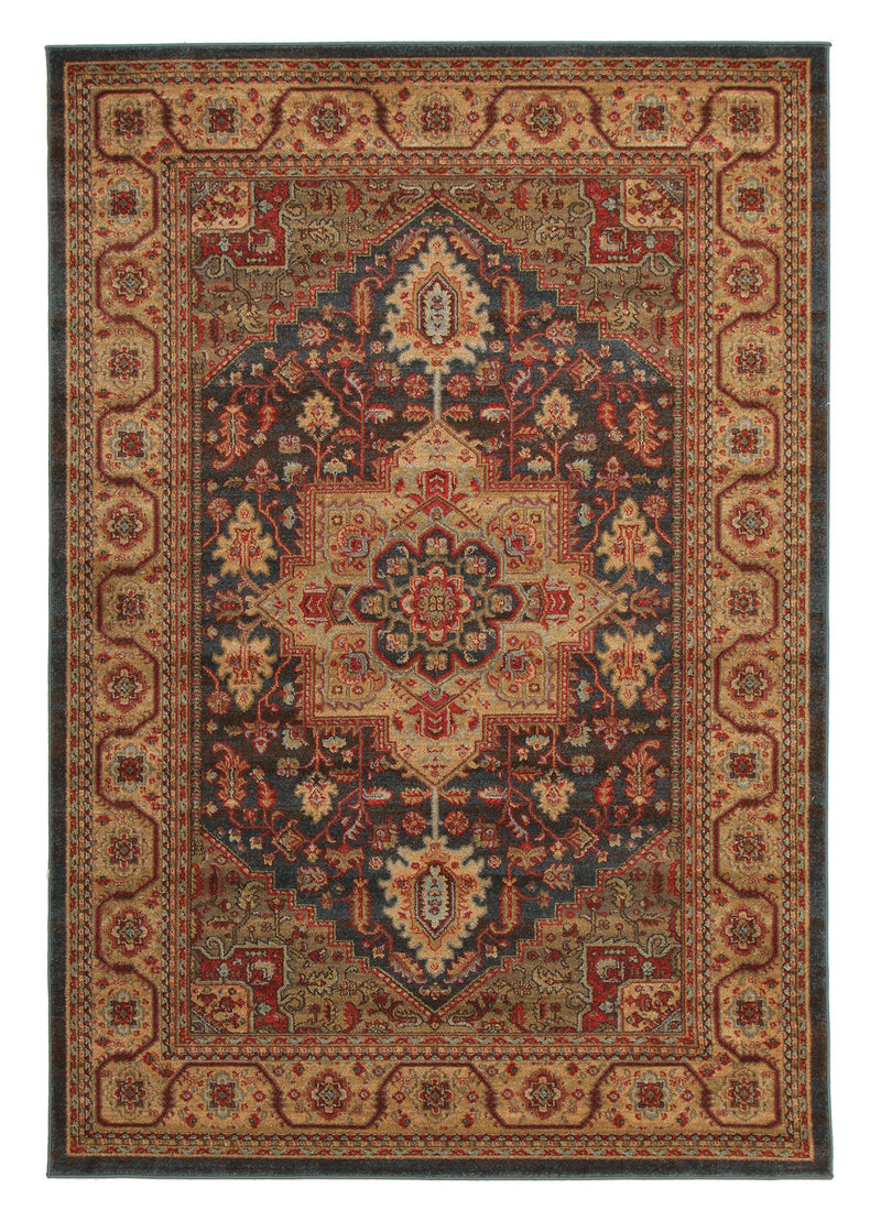 Antique Heriz Design Rug - MaddieBelle