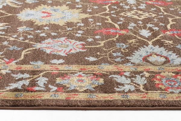 Persian Flower Runner Rug - MaddieBelle