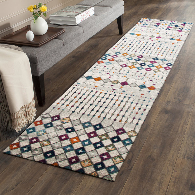 Bohemian Melody Runner Rug - MaddieBelle