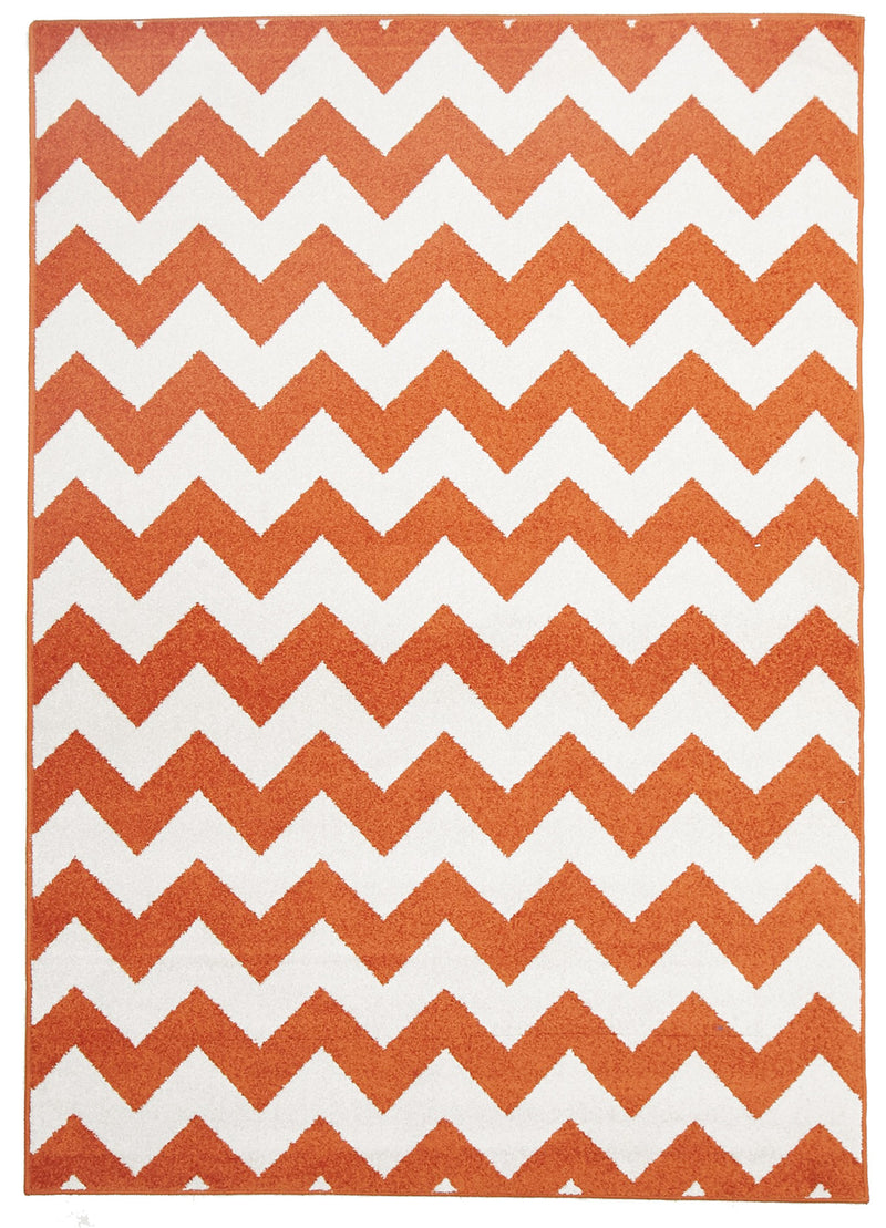 Indoor Outdoor Zig Zag Rug