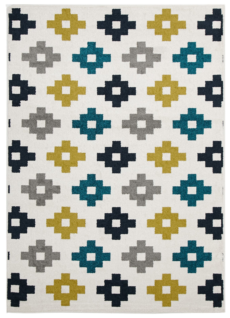 Indoor Outdoor Pixel Rug - MaddieBelle