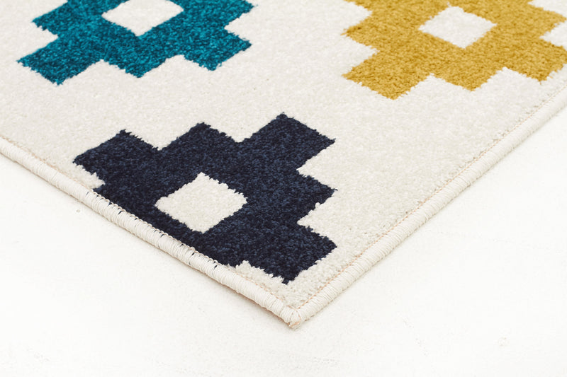 Indoor Outdoor Pixel Rug
