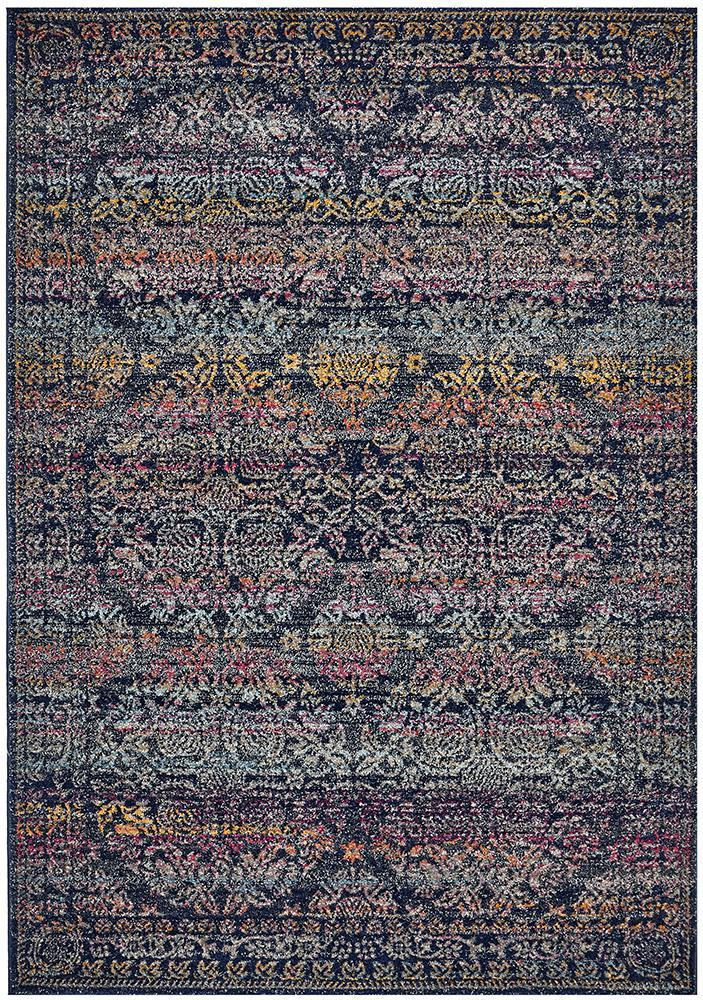 Museum Nelly Multi Coloured Rug - MaddieBelle
