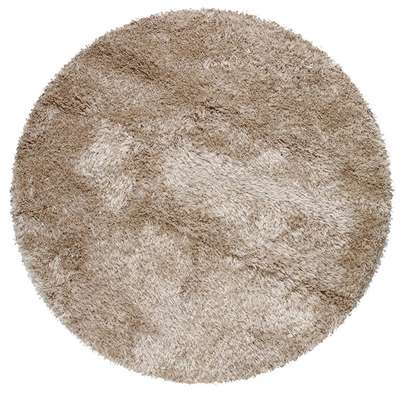 Plush Luxury Shag Rug Natural - MaddieBelle