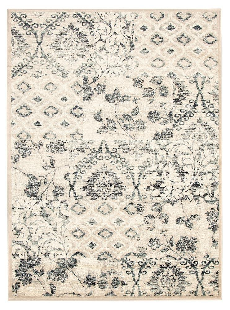 Mayfair Illusion Blue Rug - MaddieBelle