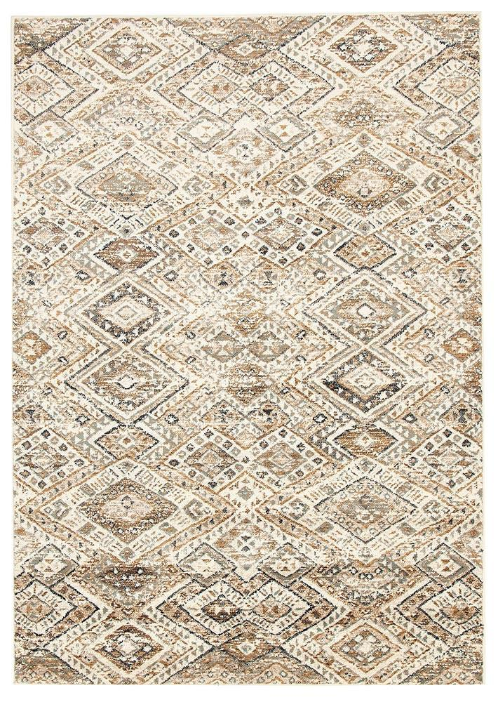 Mayfair Tribe Bone Rug - MaddieBelle