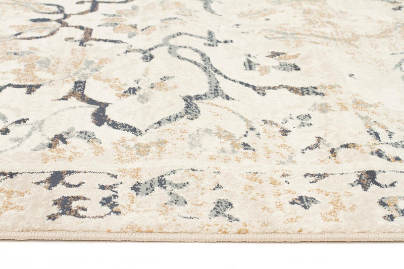 Mayfair Stem Bone Rug - MaddieBelle