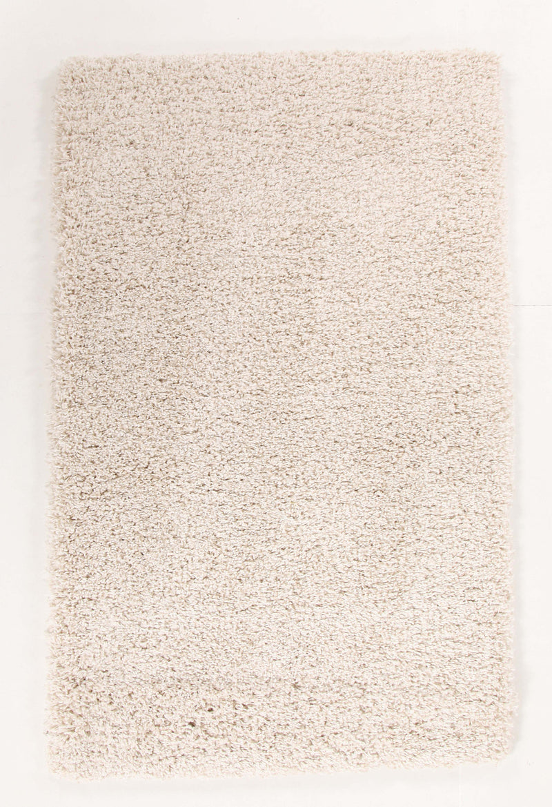 Ultra Thick Super Soft Cream Shag Rug