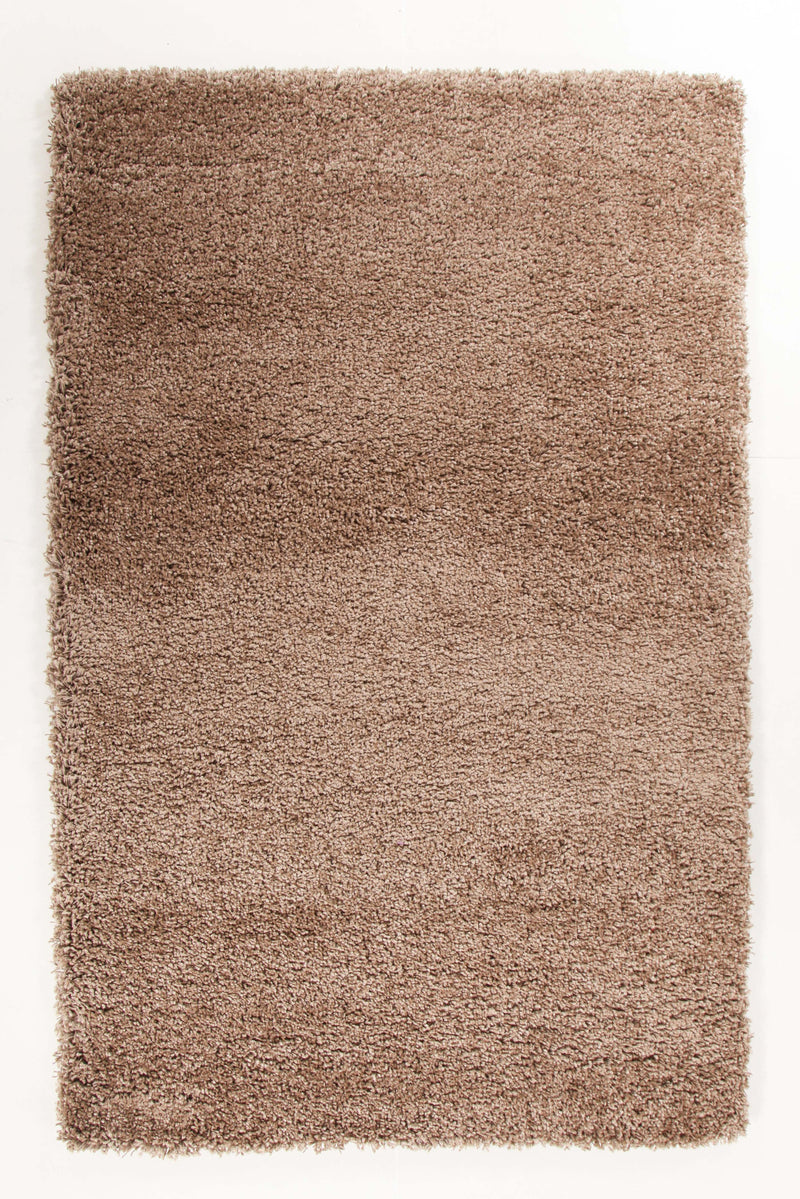 Ultra Thick Super Soft Latte Shag Rug - MaddieBelle