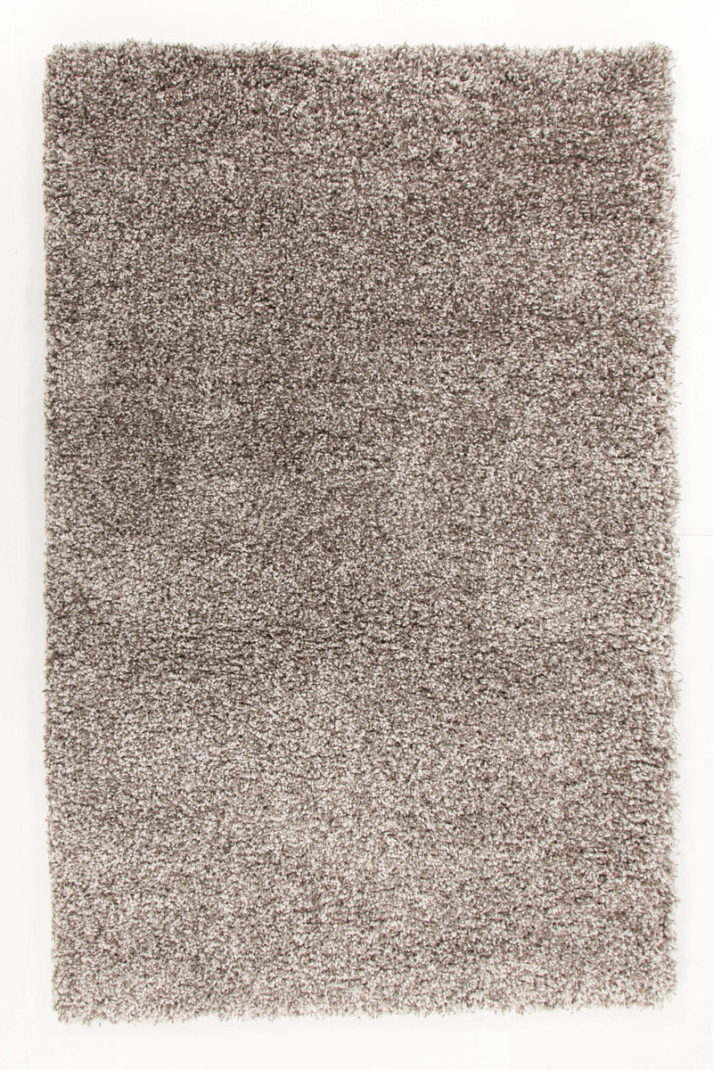 Ultra Thick Super Soft Warm Grey Shag Rug