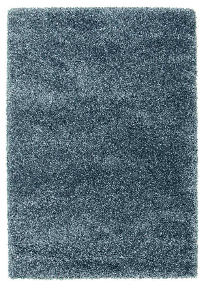 Ultra Thick Super Soft Teal Blue Shag Rug - MaddieBelle