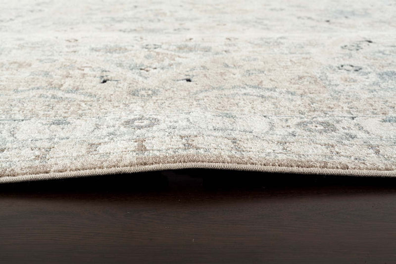 Esquire Central Traditional Beige Rug - MaddieBelle