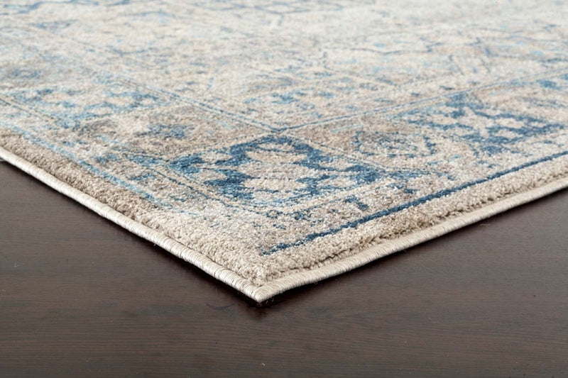 Breeze Fraction Bone Rug - MaddieBelle
