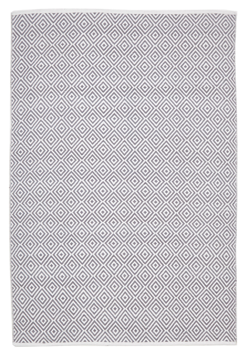 villa-modern-diamond-boho-grey-white-cotton-rug