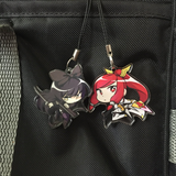 "BBTAG Charms - 1.5"" Double-sided Clear Acrylic"