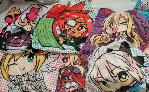Pillows - Customizable Character Plushes [PREORDER]