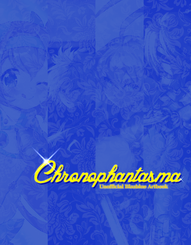 Chronophantasma - Unofficial Blazblue Artbook