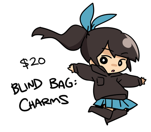Blind Bag: CHARMs