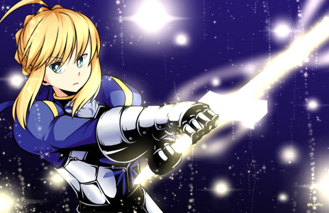 Print - Saber [discontinued]