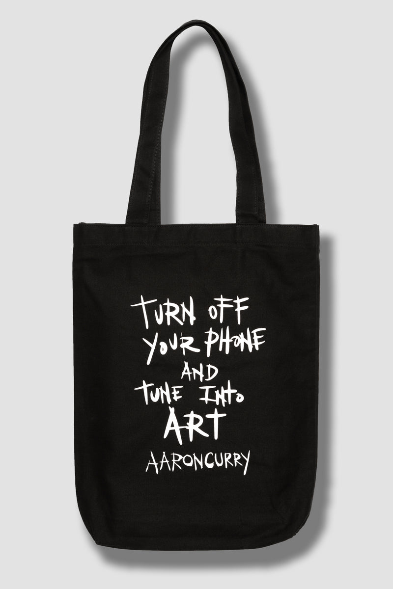 Aaron Curry Tote Bag