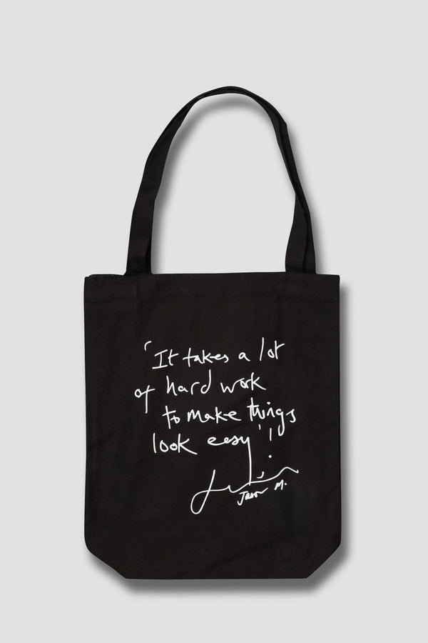Jason Martin Tote Bag
