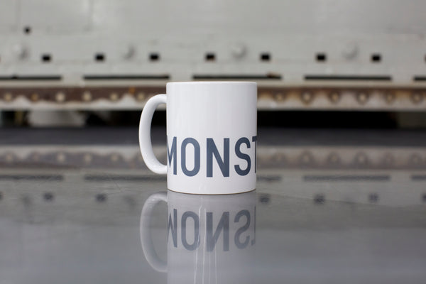 15 Years Anniversary Mug: MONSTERS