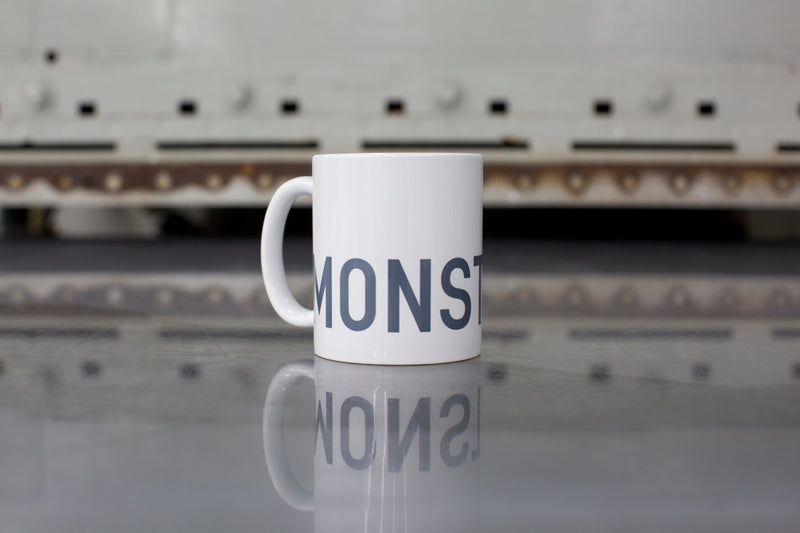 15th Years Anniversary Mug: MONSTERS