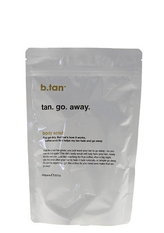 B.Tan Coffee Body Scrub 200g