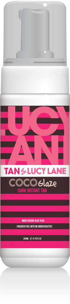 Tan by Lucy Lane Coco Glaze Instant Tan